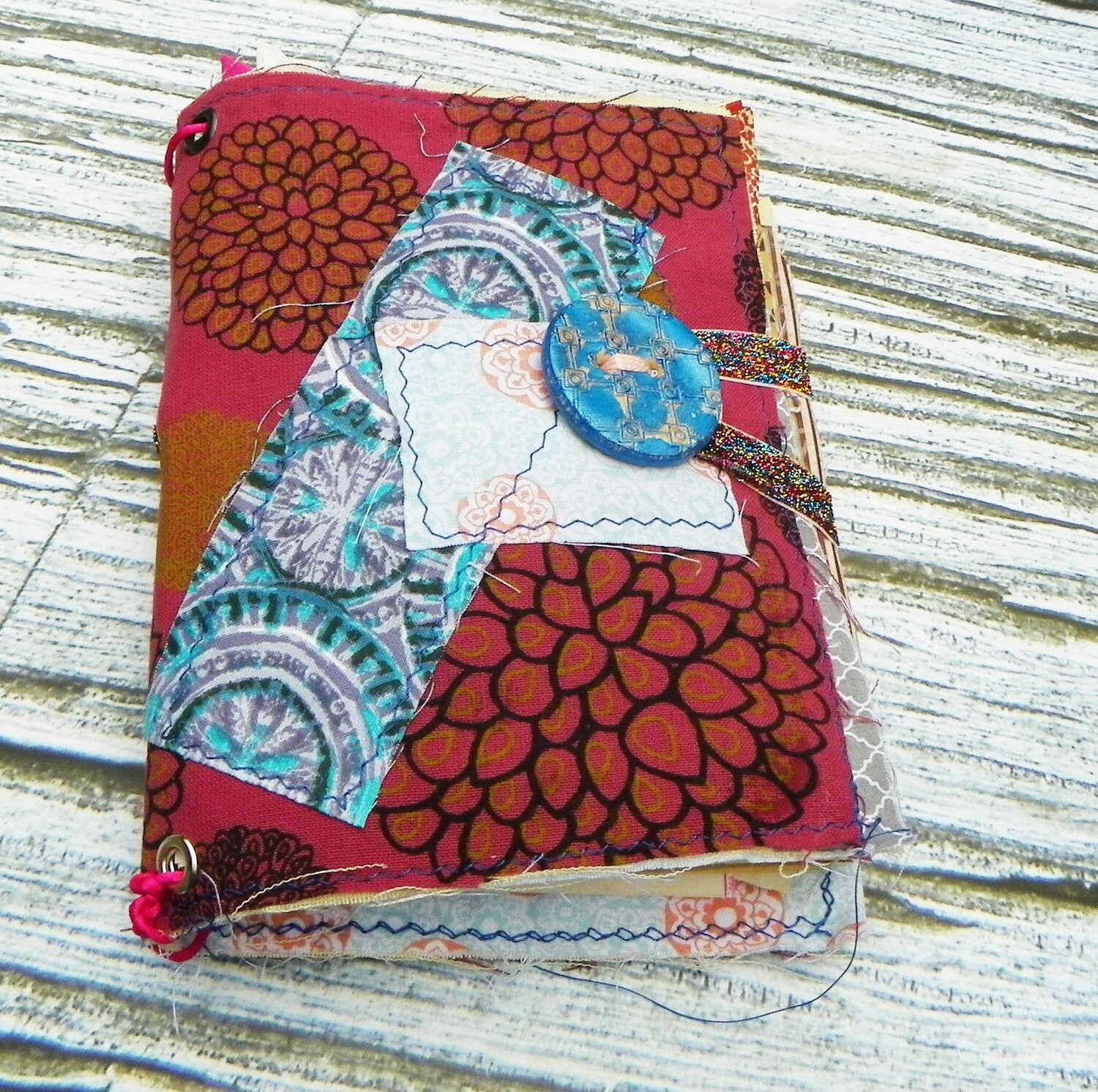 Fabric Journal
