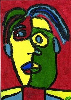 Self Portrait Print