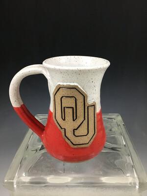 University Of Oklahoma Large Mug