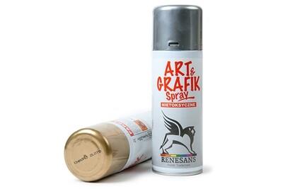 Акрил в спрее ART & GRAFIK RENESANS 200мл