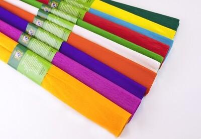 Креповая бумага Koh-I-Noor 2 м*50 см 32 г/м2