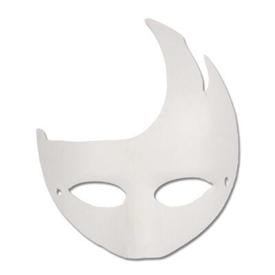 Заготовки для венецианских карнавальных масок