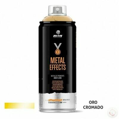 Спрей хромированный MTN Metall Effects 400 мл