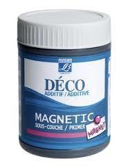 Грунт Lefranc Magnetic black 230ml