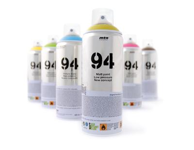 Аэрозольная краска MTN 94 400мл
