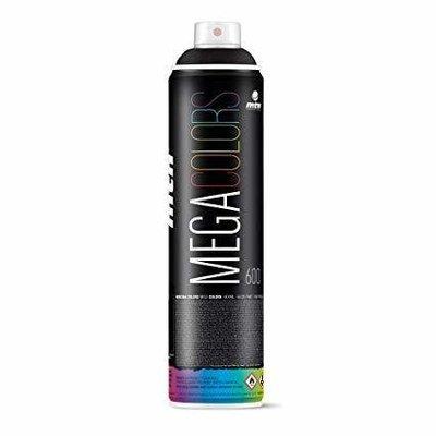 Краска аэрозольная Mtn 800ml черный