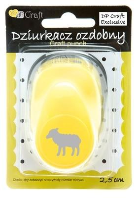 Дырокол Фигурный Dpcraft 2.5 см