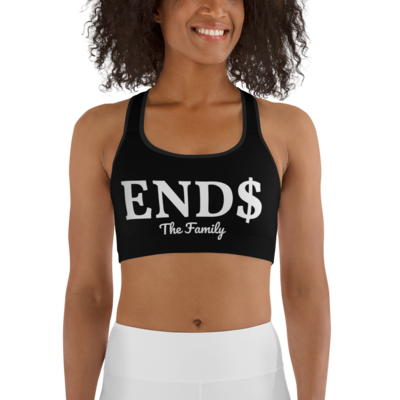ENDS The Family Sports bra