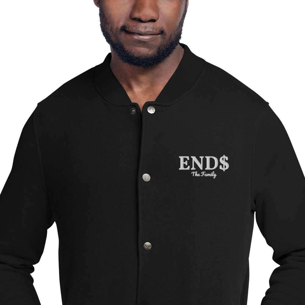 ENDS The Family Champion Bomber Jacket