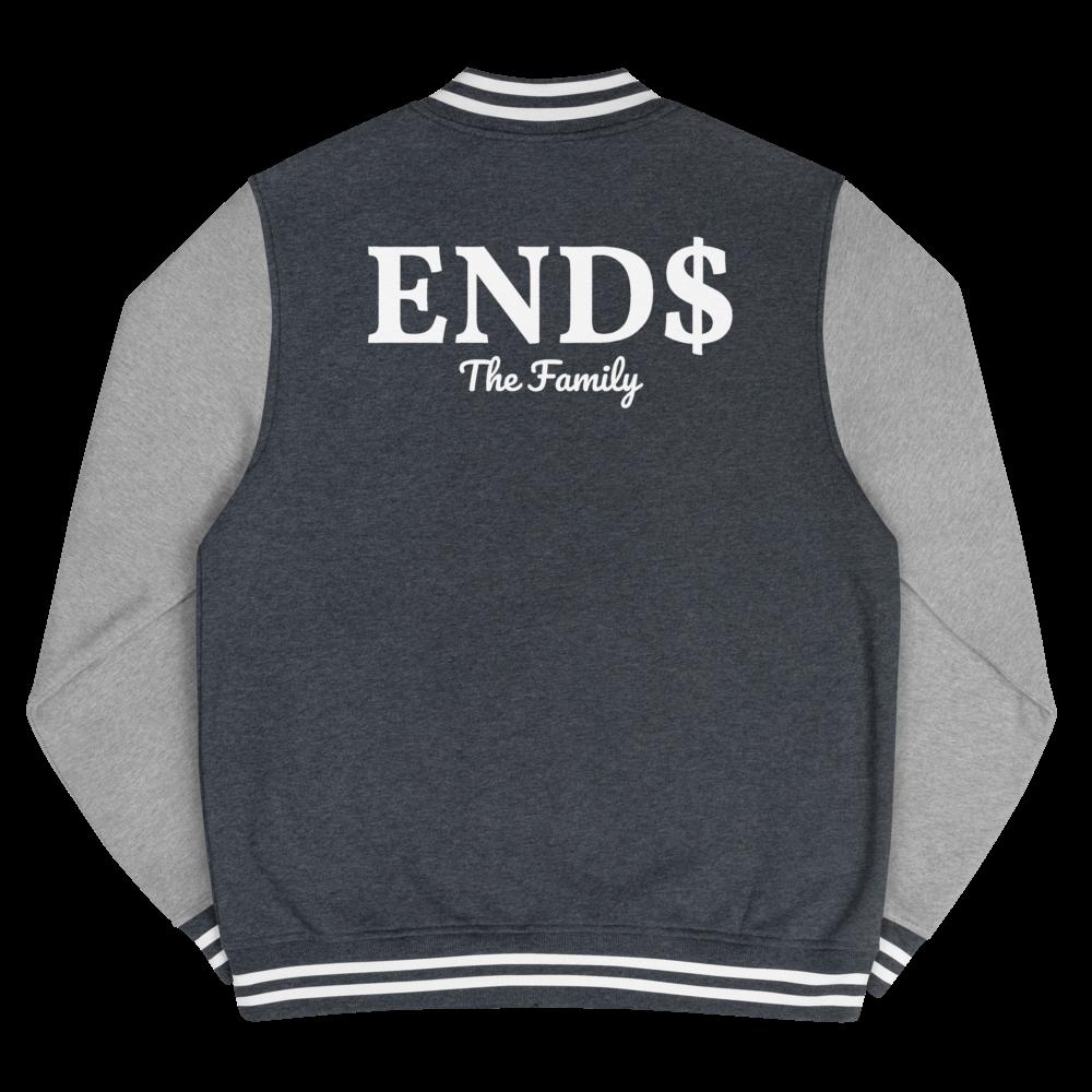 ENDS The Family Men's Letterman Jacket