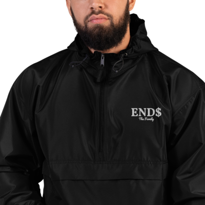 ENDS The Family Embroidered Champion Packable Jacket