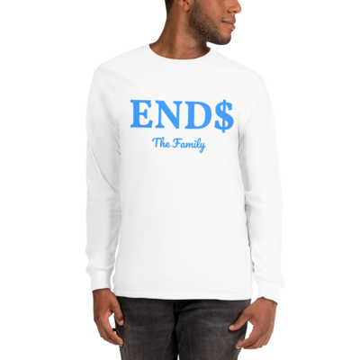 ENDS Men's Long Sleeve Shirt
