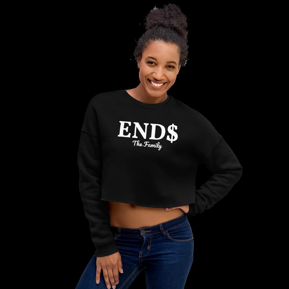 ENDS Crop Sweatshirt