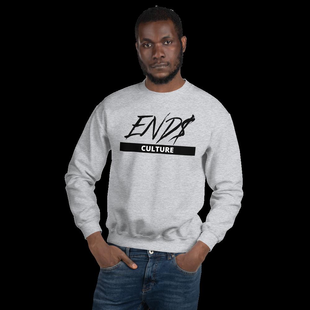 Unisex END$ Culture Scripture Sweatshirt