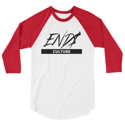 END$ Scripture Culture 3/4 sleeve raglan shirt