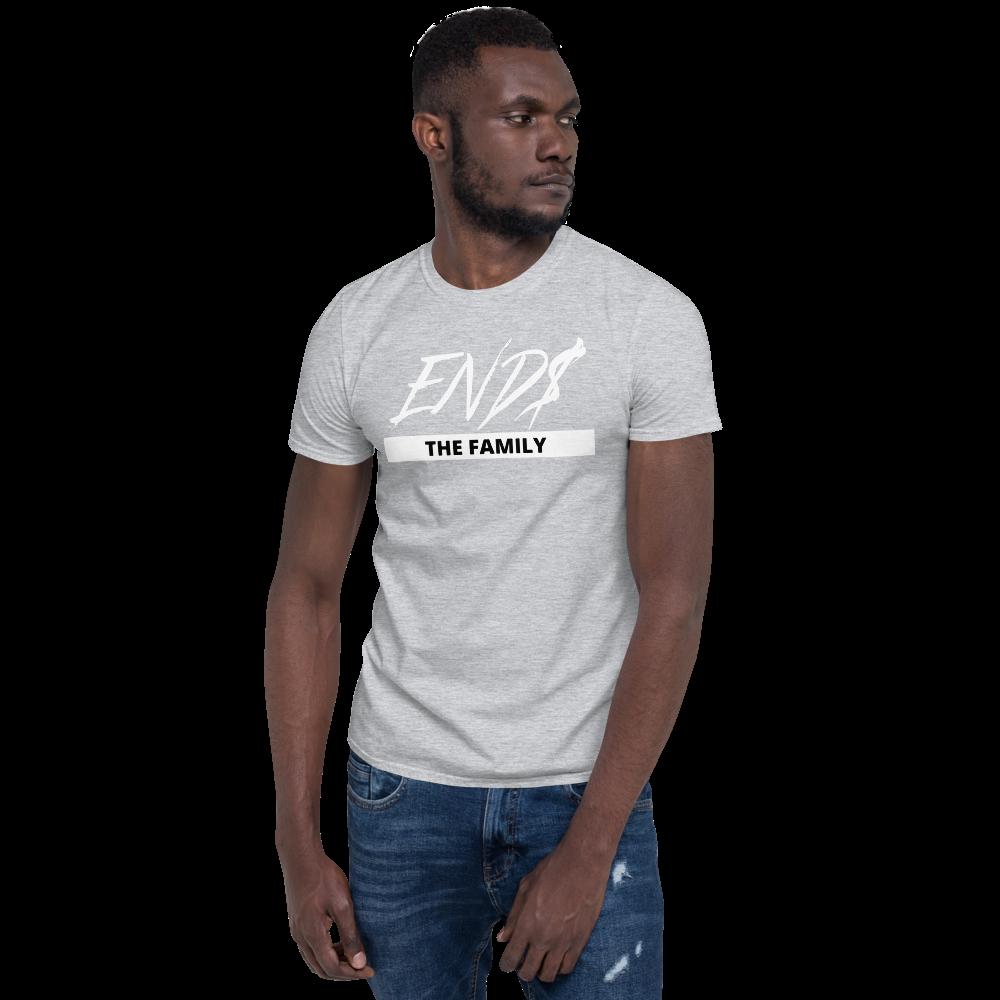 END$ Scripture The Family Short-Sleeve Unisex T-Shirt