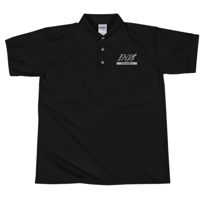 ENDS The Family Embroidered Polo Shirt