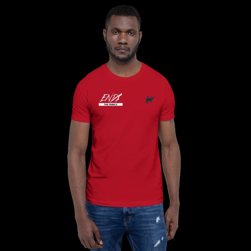 ENDS Script The Family Short-Sleeve Unisex T-Shirt