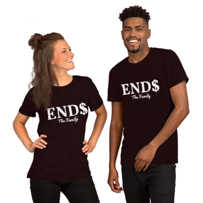 END$ The Family Short-Sleeve Unisex T-Shirt