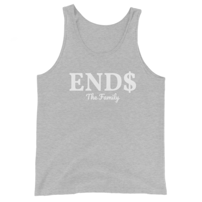 END$ The Family Unisex Tank Top