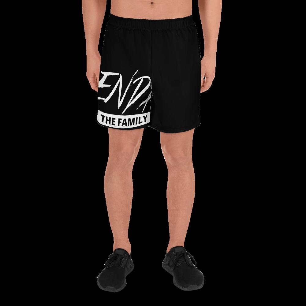 END$ Men's Athletic Long Shorts