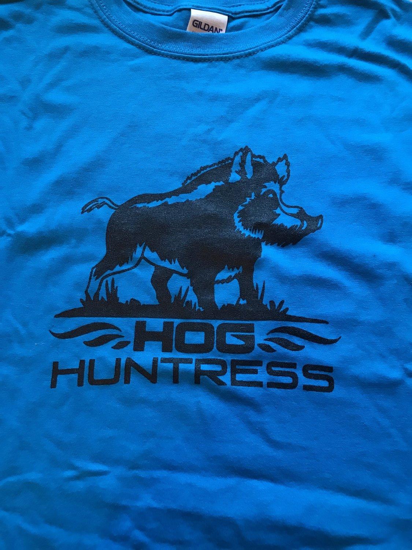 Hog Huntress