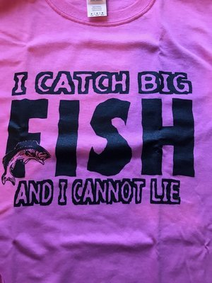 I Catch Big Fish