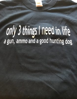 3 Things I Need