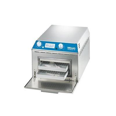 Hot air sterilization / Стерилизация горячим воздухом