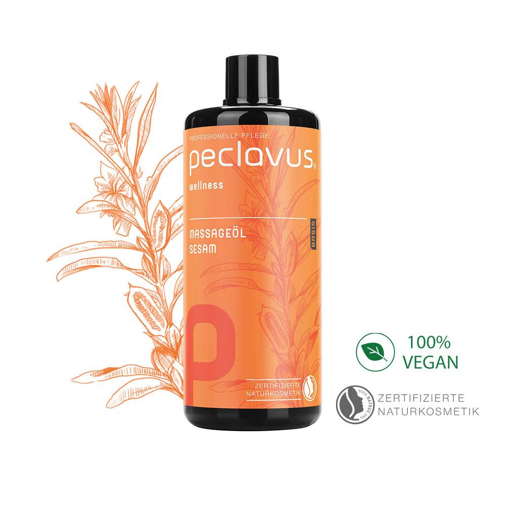 Massageöl Sesam / Массажное масло кунжута