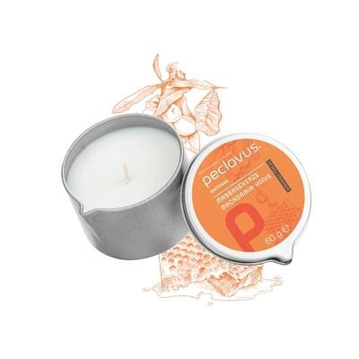 Massage candle