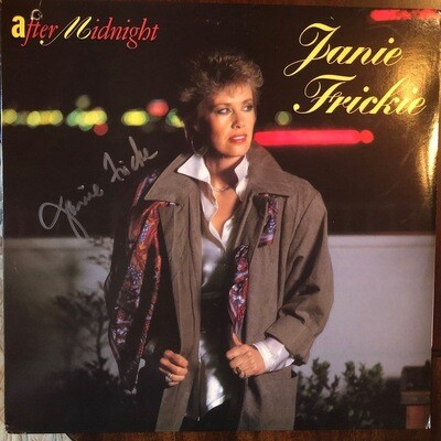 After Midnight - Autographed Vinyl