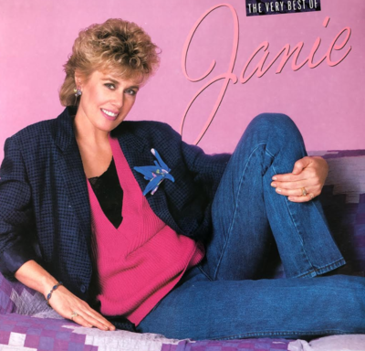 The Very Best Of Janie - Autographed Vinyl