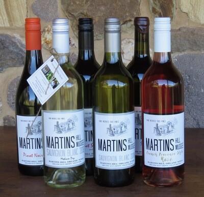 Mixed Box 6 bottles + gift