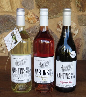 Sweet Box 6 bottles + gift