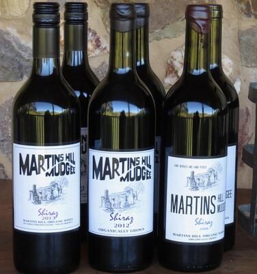 Shiraz Under Cork 6 bottles + gift