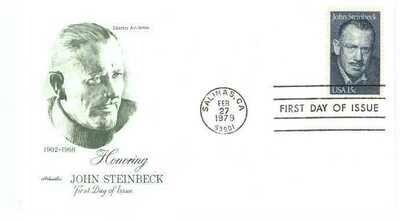 John Steinbeck, Sobre primer día