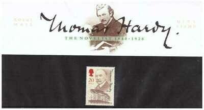 Thomas Hardy. Cuadernillo