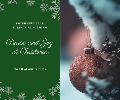1 Funeral Director Christmas Graphic