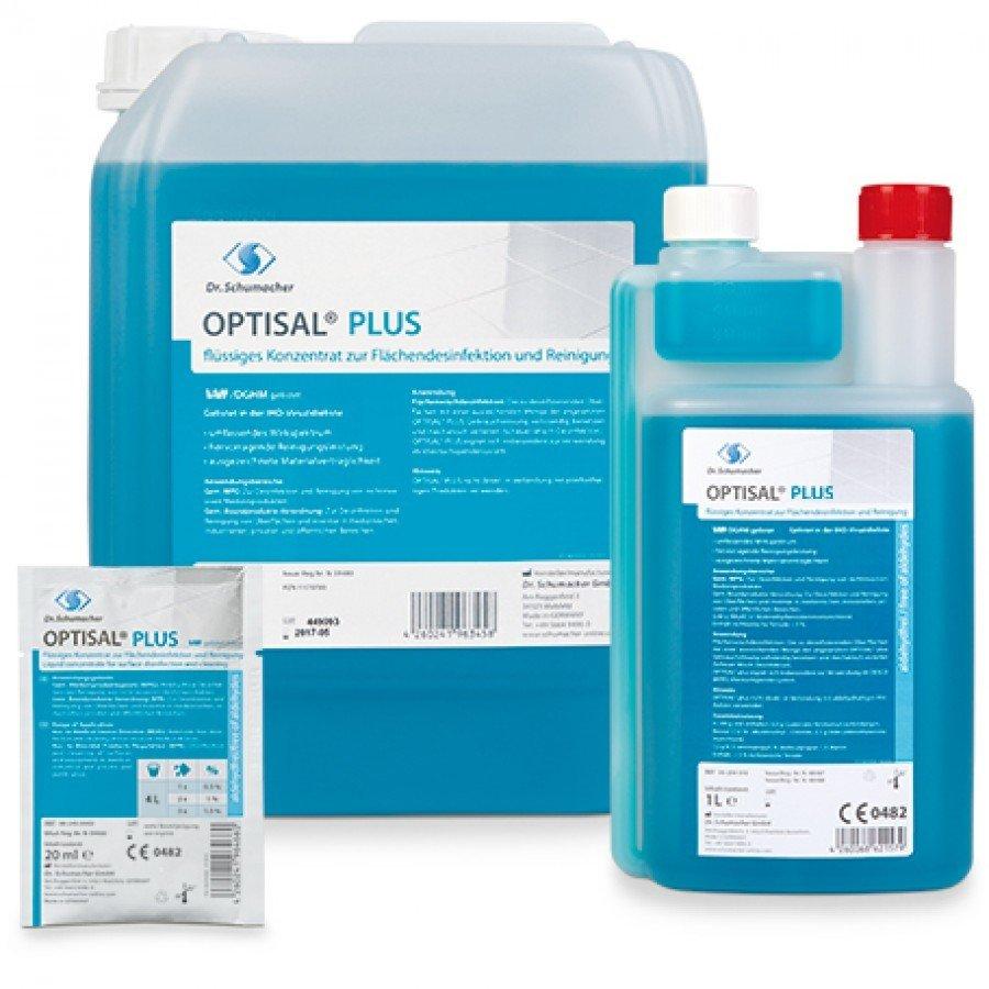 Optisal Plus - Υγρό απολύμανσης επιφανειών 1000ml