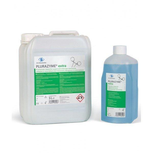 Plurazyme Extra - Υγρό καθαριστικό χειρ/κών εργαλείων & ενδοσκοπίων 1000ml