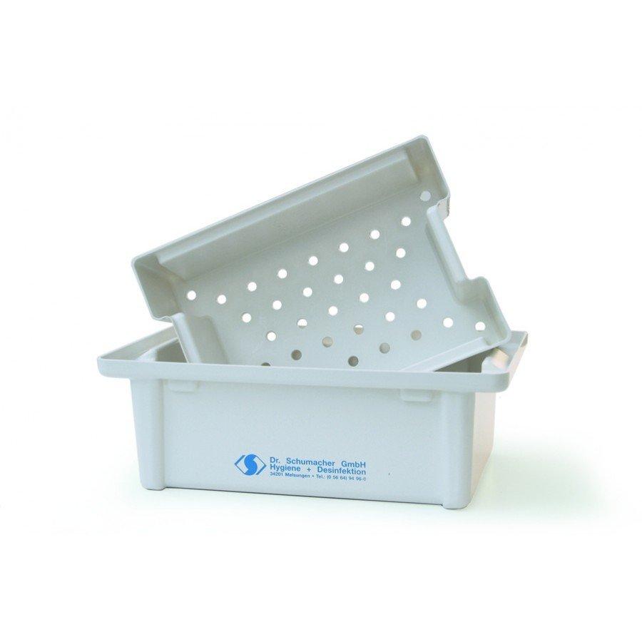 Disinfection tubs - Δοχεία απολύμανσης εργαλείων 343 x 213 x 125mm  (4000ml)