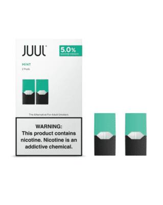 Authentic Juul Mint 2 pod packs