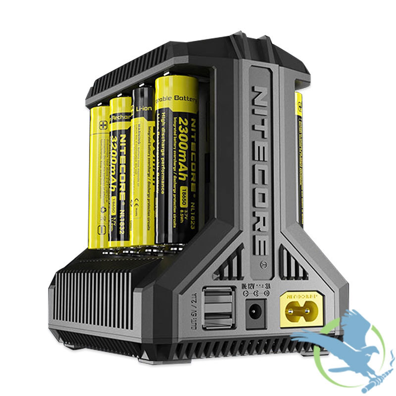 Nitecore i8 battery charger