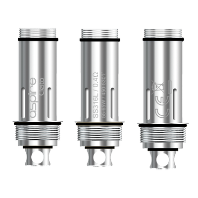 Aspire Cleito Replacement Coils 5pk