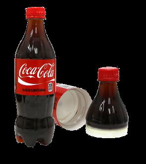 Coca Cola Bottle Safe Can 16.9oz.