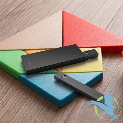 JULL / JUBOX CHARGER PORTABLE 1000MAH CHARGER CASE FOR JUUL