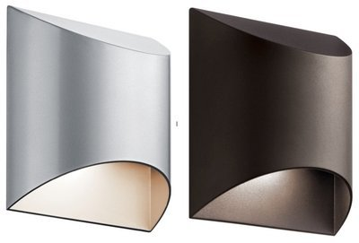 Wesley 1 Light LED Outdoor Wall Light 49278PLLED, 49278AZTLED