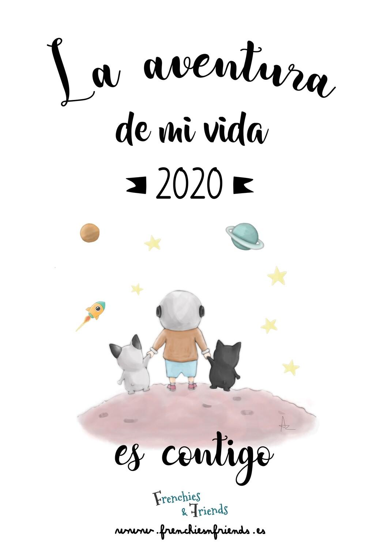 Reserva Casilla Calendario 2020