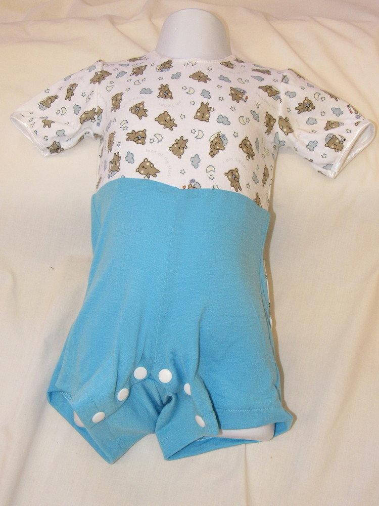 Short Sleeve Knit Sleepwear (boy)